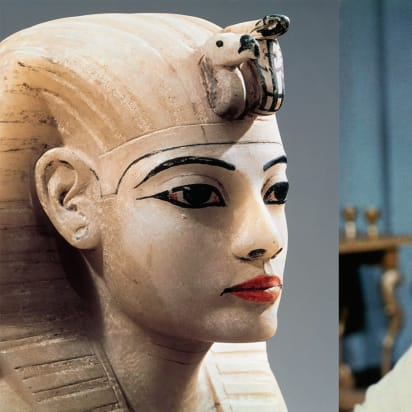 Men egyptian in,bed are what like The History