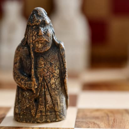 Long-lost medieval chess piece fetches $929,000 at auction