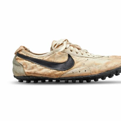 c5ae5e54f7a Rare Nike 'Moon Shoe' up for auction at Sotheby's could fetch ...