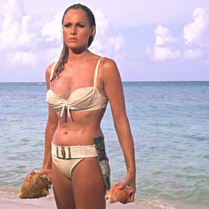 girl with a bikini