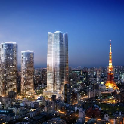 Tokyo tower to become Japan's new tallest skyscraper - CNN Style