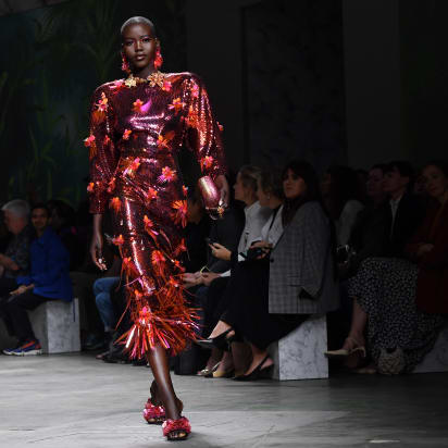Fashion Awards 2019 Who Will Be Named Model Of The Year Cnn Style