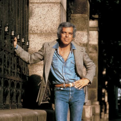 Ralph Lauren Documentary Very Ralph Spotlights Iconic American Designer Cnn Style