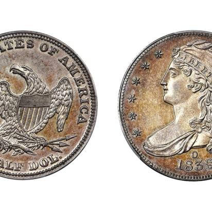 Rare Half Dollar Coin Sells For 504 000 Cnn Style
