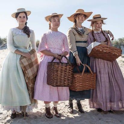 Little Women\u0027 costumes get modern spin in Greta Gerwig\u0027s