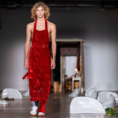 London Fashion Week To Go Gender Neutral Cnn Style