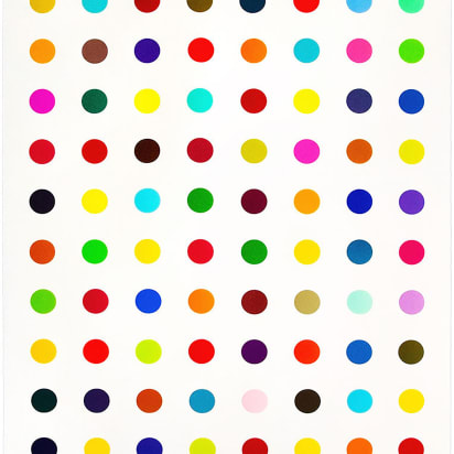 Mschf Cut Up A 30k Damien Hirst And The Pieces Are Selling For Seven Times As Much Cnn Style