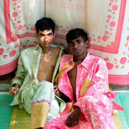 Fashion Designer Amesh Wijesekera S Vibrant Gender Inclusive Clothes Cnn Style