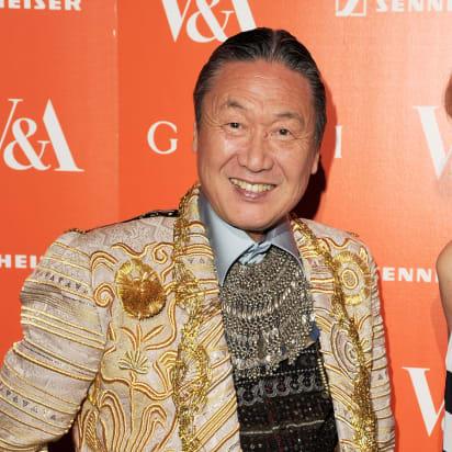 Kansai Yamamoto Fashion Designer Dies Age 76 Cnn Style