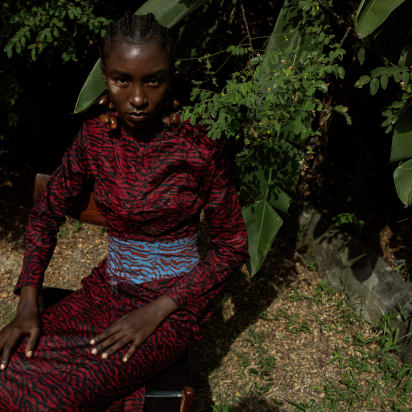 5 Designers Leading Nigeria S Hyperlocal Fashion Revolution Cnn Style