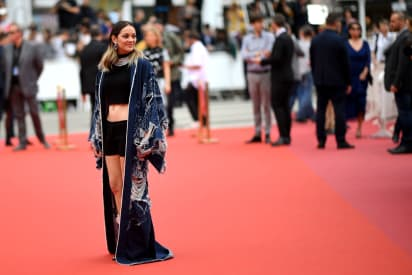 In Pictures Cannes Film Festival 2019 Style