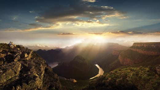 Beautiful south africa 4 God's Window Blyde River Canyon, Mpumalanga