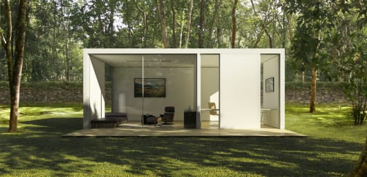 Prefab House By Cover