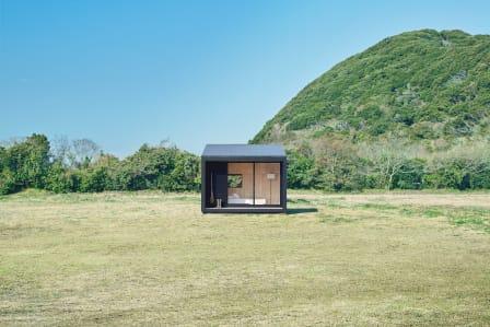 MUJI Tiny Huts 1