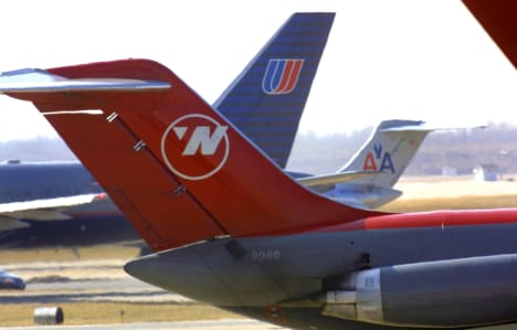 Northwest Airlines Logo Design