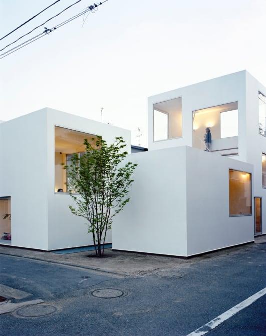 Moriyama House (2005) By Ryue Nishizawa