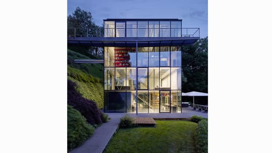 The Spectacular Homes Architects Build For Themselves - Cnn Style