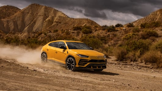Suvs Remain Business And 2018 Will Be The Year When Elished Supercar Brands From