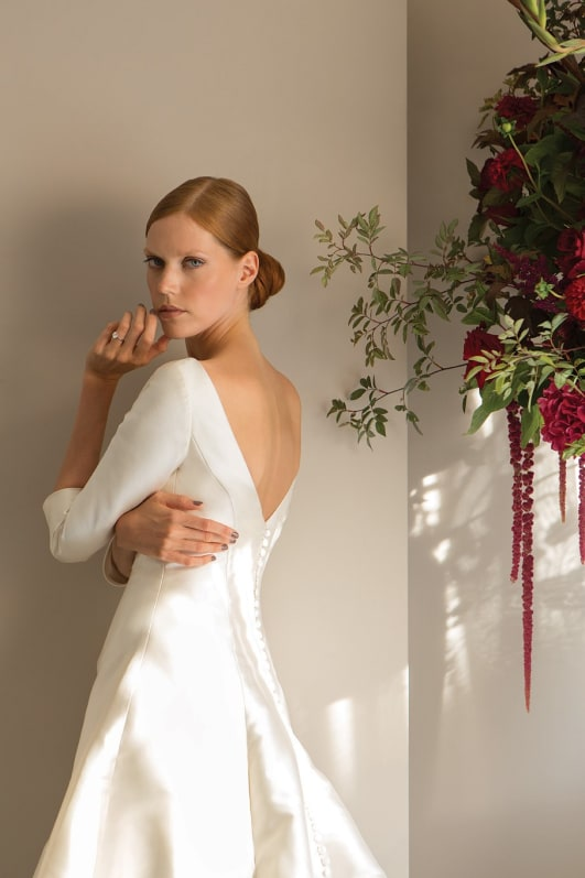 Meghan markles wedding dress who will design for the royal bride stewart parvin couture bridal collection junglespirit Image collections