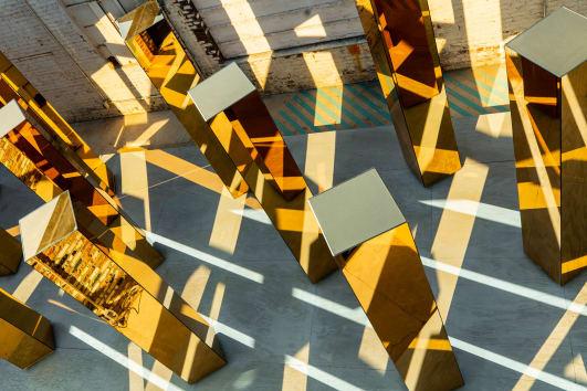 uvas installation at nyc x design - Pictures Of Design