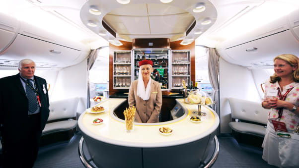 Emirates Has Been Leading The Way In Terms Of Luxury Air Travel Their A380 Business