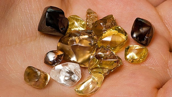 world france sierra of africa whopper gem discovery after months agence presse diamond another leone unearths found news article