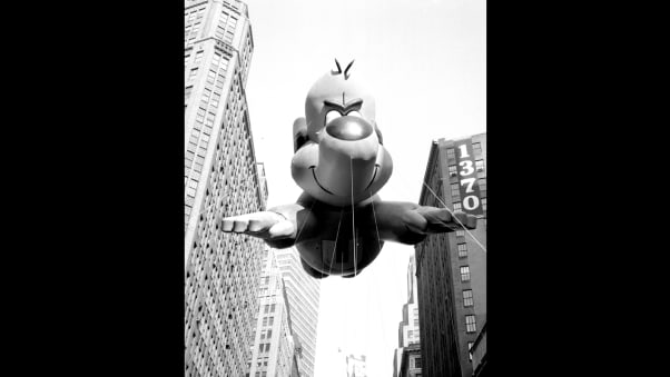 10 macy's parade balloons RESTRICTED