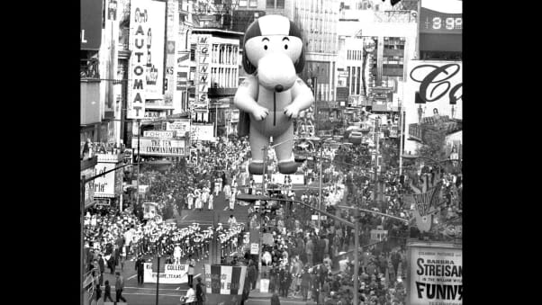 11 macy's parade balloons RESTRICTED