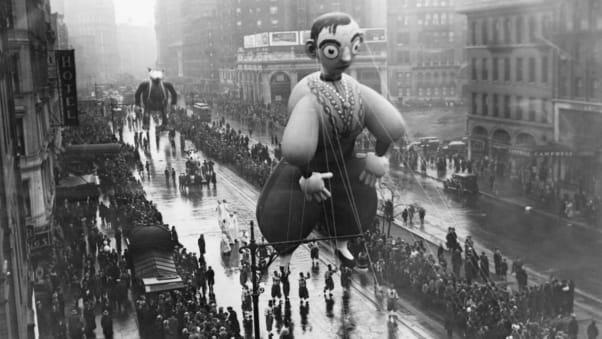 31 macy's parade balloons