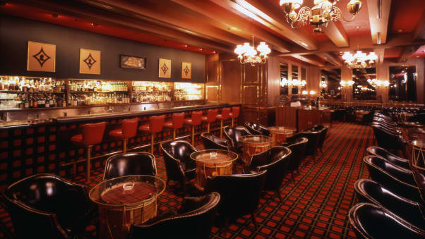 Okura Hotel S Bar Highlander Whiskey Lounge