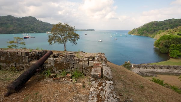 Soak up pirate history and a whole lot more in Portobelo.