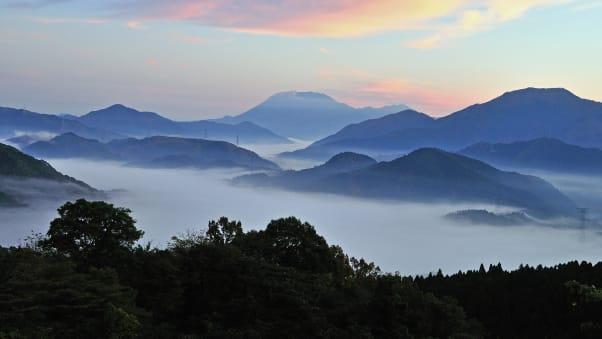 Beautiful Japan Mt Daisen Tottori