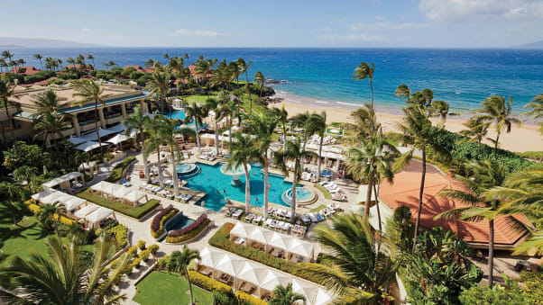 The World S Most Beautiful Beachfront Hotels Cnn Travel
