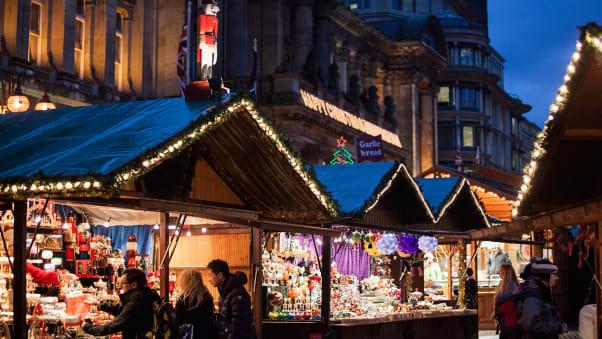 frankfurt christmas market birmingham uk