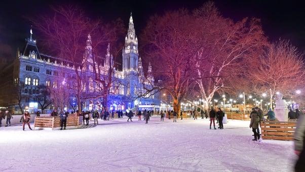 viennese christmas market vienna austria - Vienna At Christmas