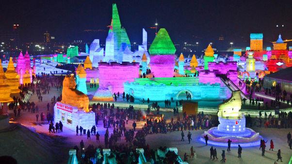 01 Harbin Ice Festival 0105