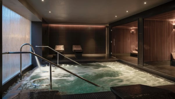When you have had enough of golfing, detox in Gleneagles' stunning spa.