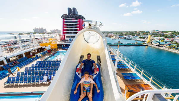 Disney Cruise Line Won Two Awards In The Ocean Category