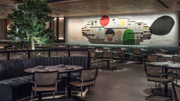 La Rambla Restaurant   Hong Kong