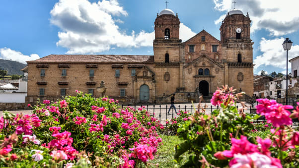 The Basilica of Our Lady of Mongui, is one of the most stunning attractions in Mongui.