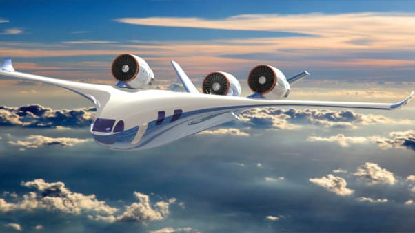 starling jet airplane will fly like a helicopter cnn travel