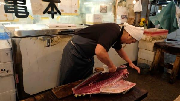 End of an Era as Tokyo's Tsukiji Fish Market Closes
