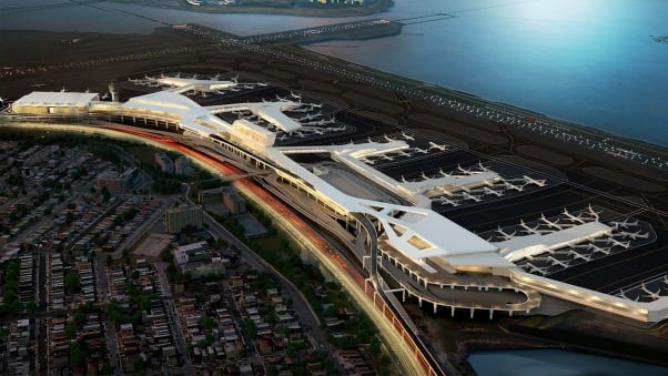 16 New Airports and Terminals to Look Forward to