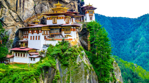 The prime minister of tiny Bhutan is credited with launching World Happiness Day.