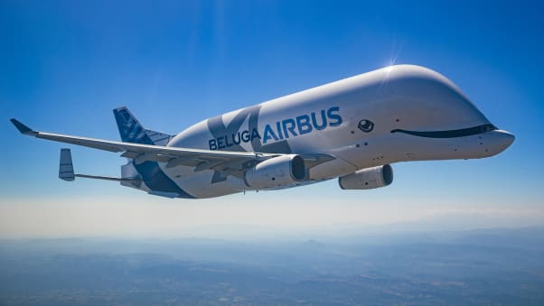 The BelugaXL has entered into service, providing Airbus with 30% extra transport capacity in order to support the on-going production ramp-up of commercial aircraft programmes.