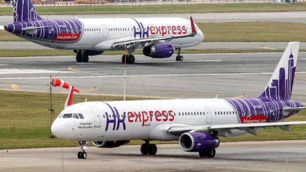 Hong Kong Express has apologized for making a woman take a pregnancy test.