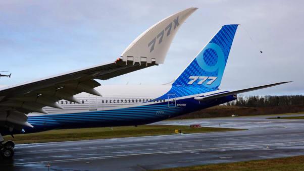 boeing 777x-9 5