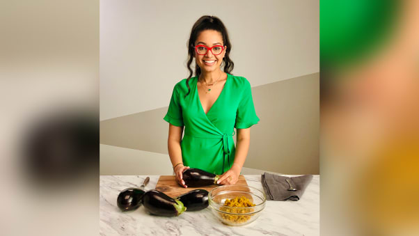 Priyanka Naik is an Indian vegan celebrity chef and food personality.