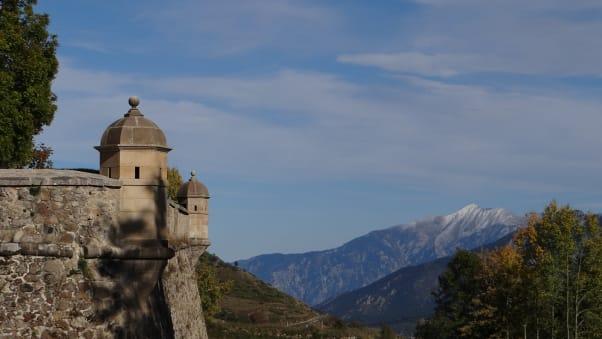Llivia Spain, for Miquel Ros story