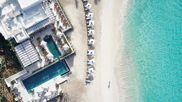 US visitors will once again have access to the tropical waters of Anguilla.